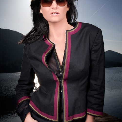 Fashion. Shooting Fuschl am See