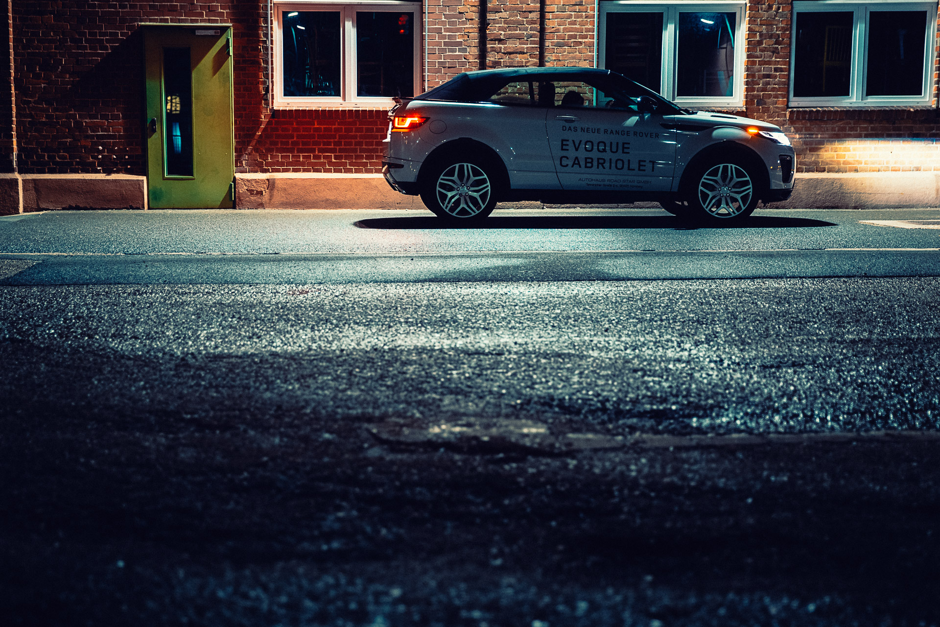 Range Rover Evoque Cabrio #1